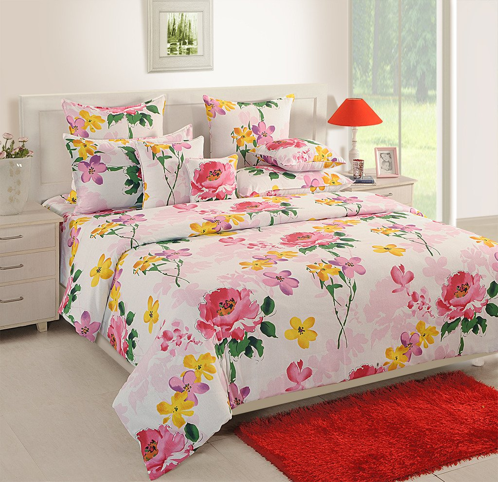 Top selling 5 Best Double Beds Sheet under 1000 in India