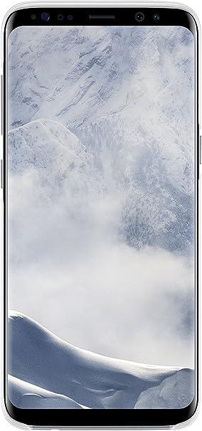 Samsung Dream Clear Cover, Funda para smartphone Samsung Galaxy S8 ...