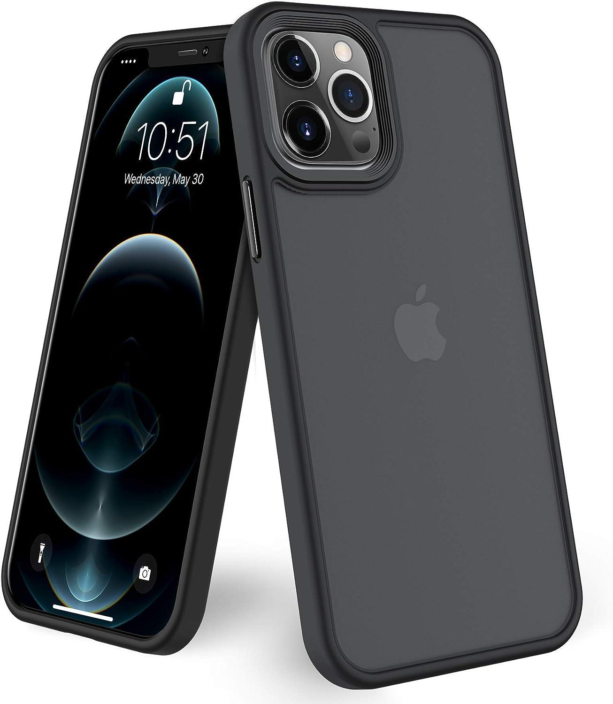 Benks Hülle Für Iphone 12 Pro Max Hüllen Scrub Matte Elektronik
