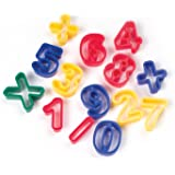 Dough Cutters 14/Pkg, Numbers