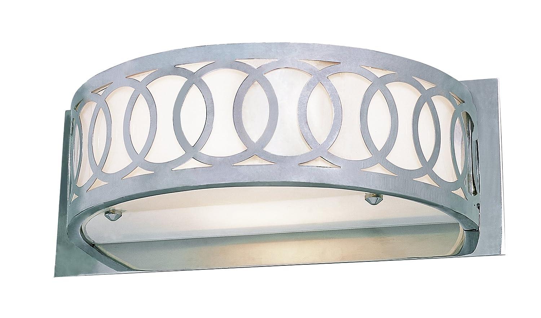 Trans Globe Lighting MDN-903 Indoor Balboa 10 Wall Sconce Polished Chrome Bel Air Lighting