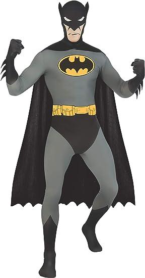 Rubies Disfraz de Batman para hombre (adulto) (talla L): Amazon.es ...