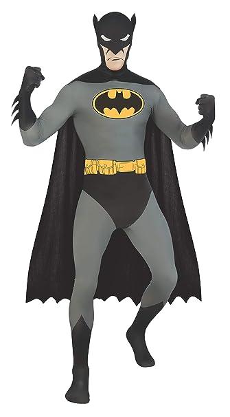 DC Comics 2nd Skin Batman Adult Costume
