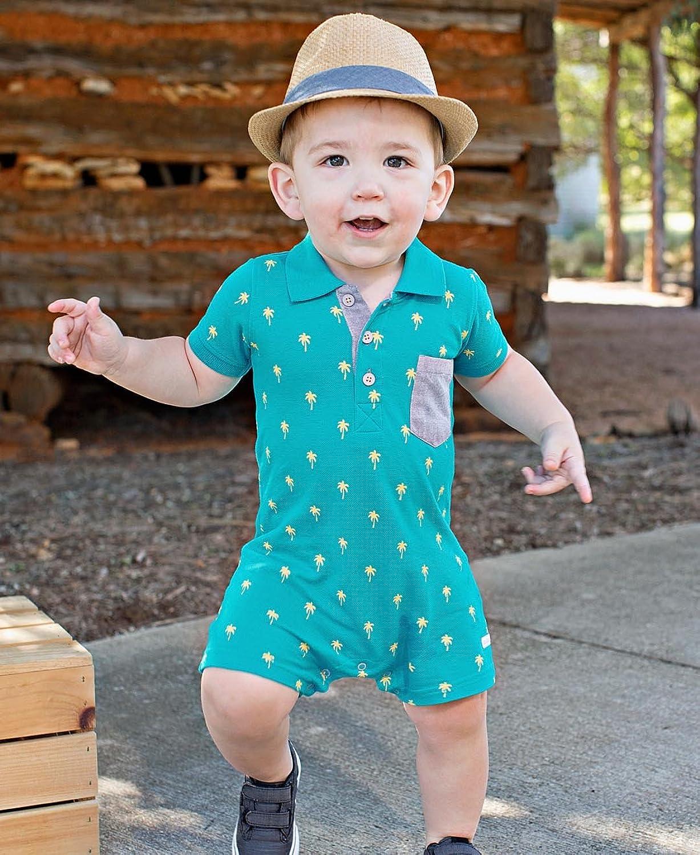 Amazon.com: RuggedButts Infant/Toddler Boys Fedora: Clothing