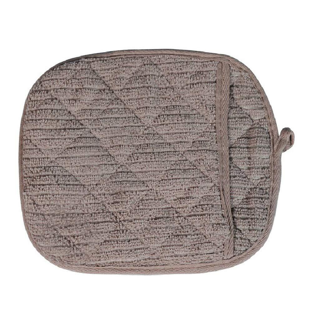 Anti-calcaire BOLANQ Taille Unique Gants de Cuisine pour Four Micro-Ondes Coton Violet Haute temp/érature en Coton /épais