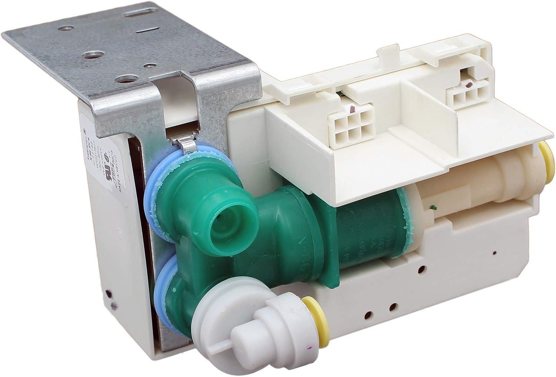 WR57X10072 GE Water Valve Genuine OEM WR57X10072