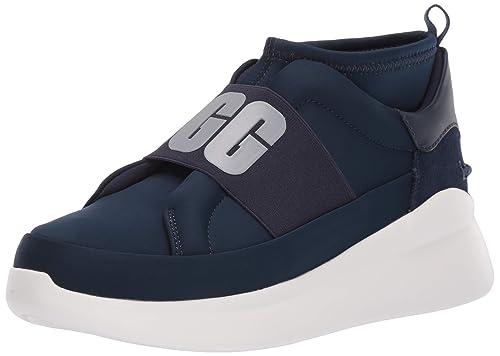 UGG1095097 - Neutra Zapatillas Mujer, Azul (Marino), 36.5 EU: Amazon.es: Zapatos y complementos