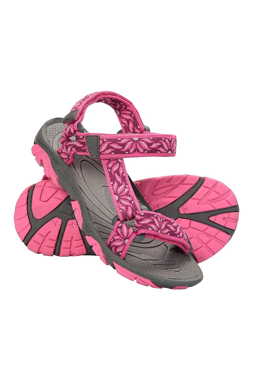bcd56c14 Mountain Warehouse Sandalias Tide para niños - Forro de Neopreno, Zapatos  para niños con Suela de Goma 100%, Chanclas con Cierres de Gancho y Bucle -  para ...