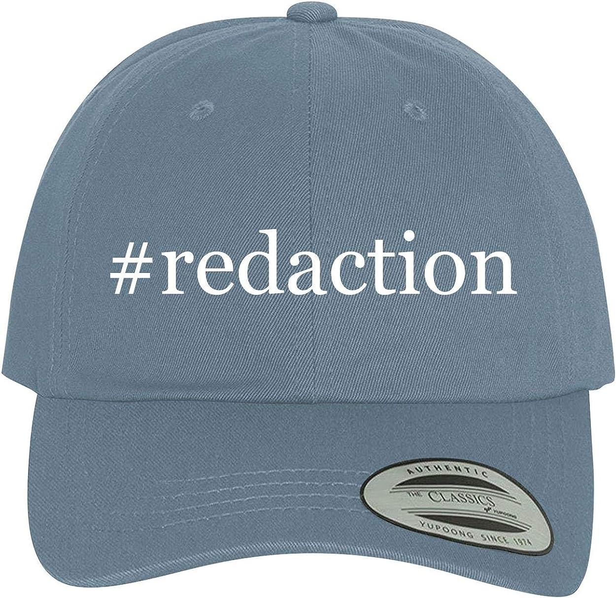BH Cool Designs #Redaction Comfortable Dad Hat Baseball Cap