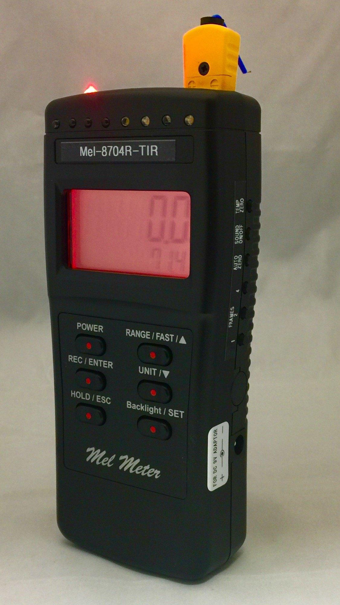 Mel-8704R-TIR Thermal Infrared Mel Meter