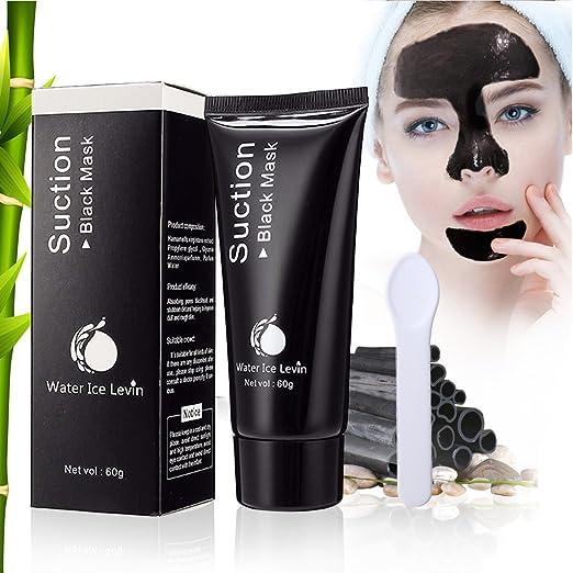82 opinioni per LuckyFine Rimuovere Punti Neri Al Viso Maschera Nera Anti-acne Purificazione