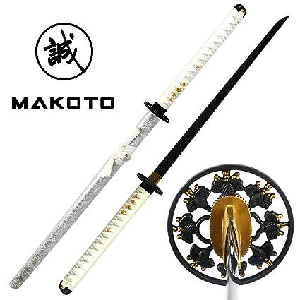 Amazon.com : MAKOTO Handmade Sharp Ninja Sword 41