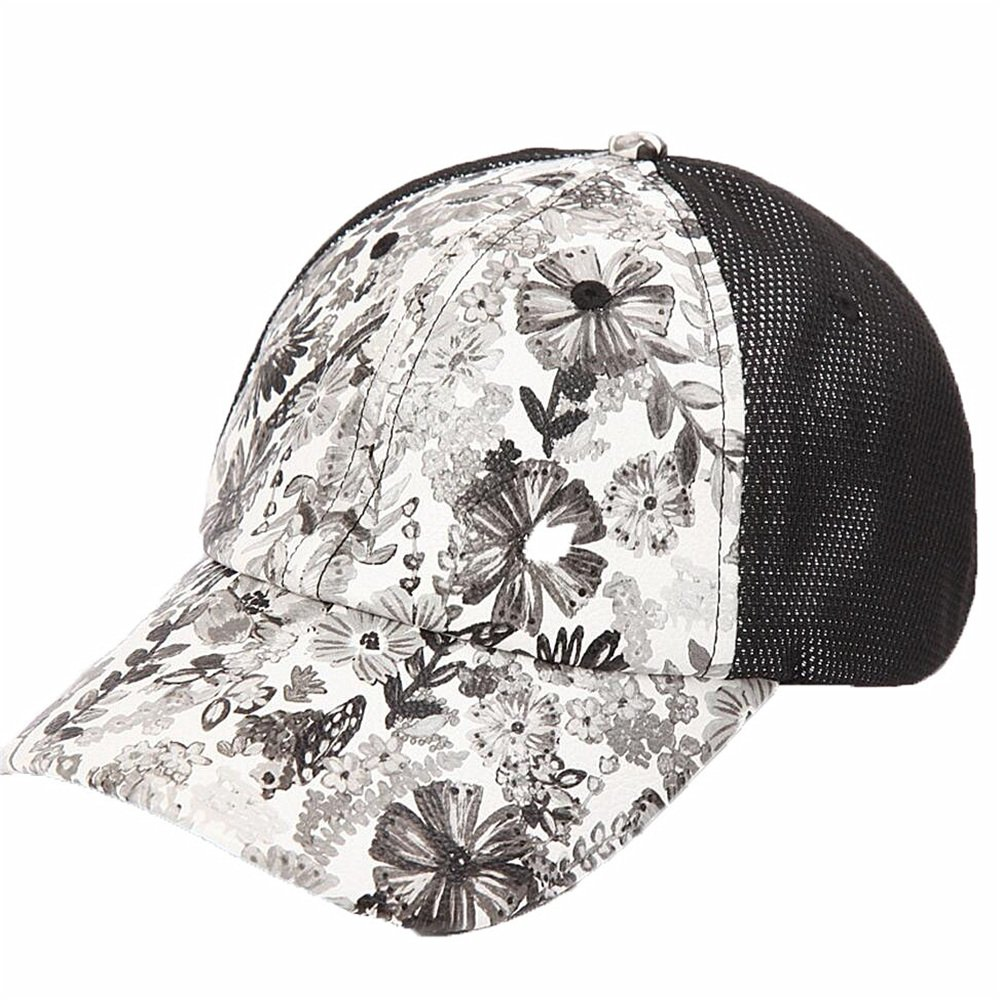 Dig dog bone The Spring and Summer Season Printed Hat Matching Check Bag with A Cap