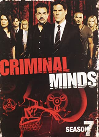 Amazon Com Criminal Minds Season 7 Joe Mantegna Thomas Gibson Movies Tv