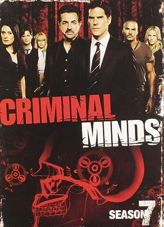 Amazon Com Criminal Minds Season 7 Joe Mantegna Thomas Gibson Movies Tv