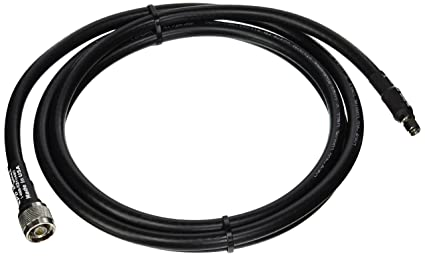 MPD Digital 400-n-Straight SMA-7 Times Microwave LMR-400 Coaxial Antenna Cable Line with N Male & Straight SMA Male Connectors, 7