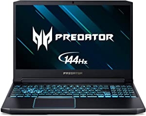 Acer Predator Helios 300 Intel i7-9750H 2.60GHz 16GB Ram 256GB SSD Windows 10 Home (Renewed)