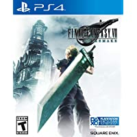 Final Fantasy VII Remake - Steelbook PlayStation 4