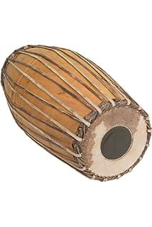 Amazon com - Clay Mridanga Drum -