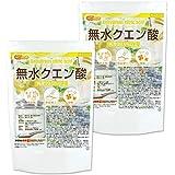 無水 クエン酸 3kg×2袋 食品添加物規格 (食品) [02] NICHIGA(ニチガ)