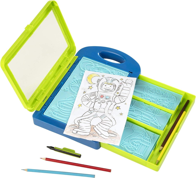 Amazon Com Melissa Doug Adventure Design Activity Kit Toy Toys Games