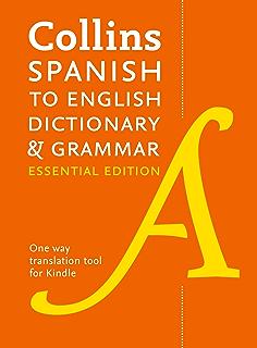 Collins English to Spanish Dictionary (Spanish Edition) eBook