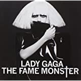 LADY GAGA-THE FAME MONSTER CD
