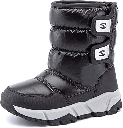 IceUnicorn Boys Girls Snow Boots