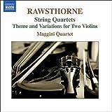 Streichquartette/Thema U. Var.