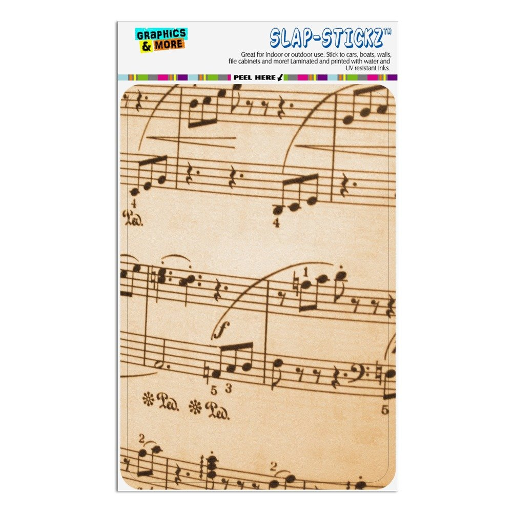 Graphics and More Vintage Tabelle Music Notes Musical Score ... on
