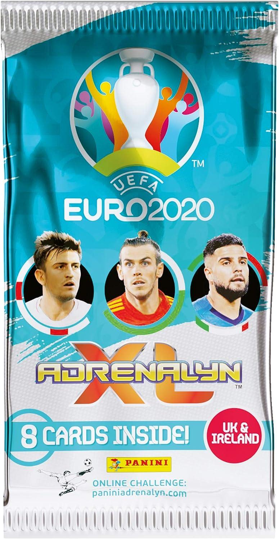 Panini Adrenalyn XL Uefa Euro EM 2020  alle 20 Wonder Kid Karten komplett