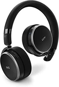 AKG GP-N060HAHCAAA On-Ear Wireless Headphones with Active Noise Cancellation, Black