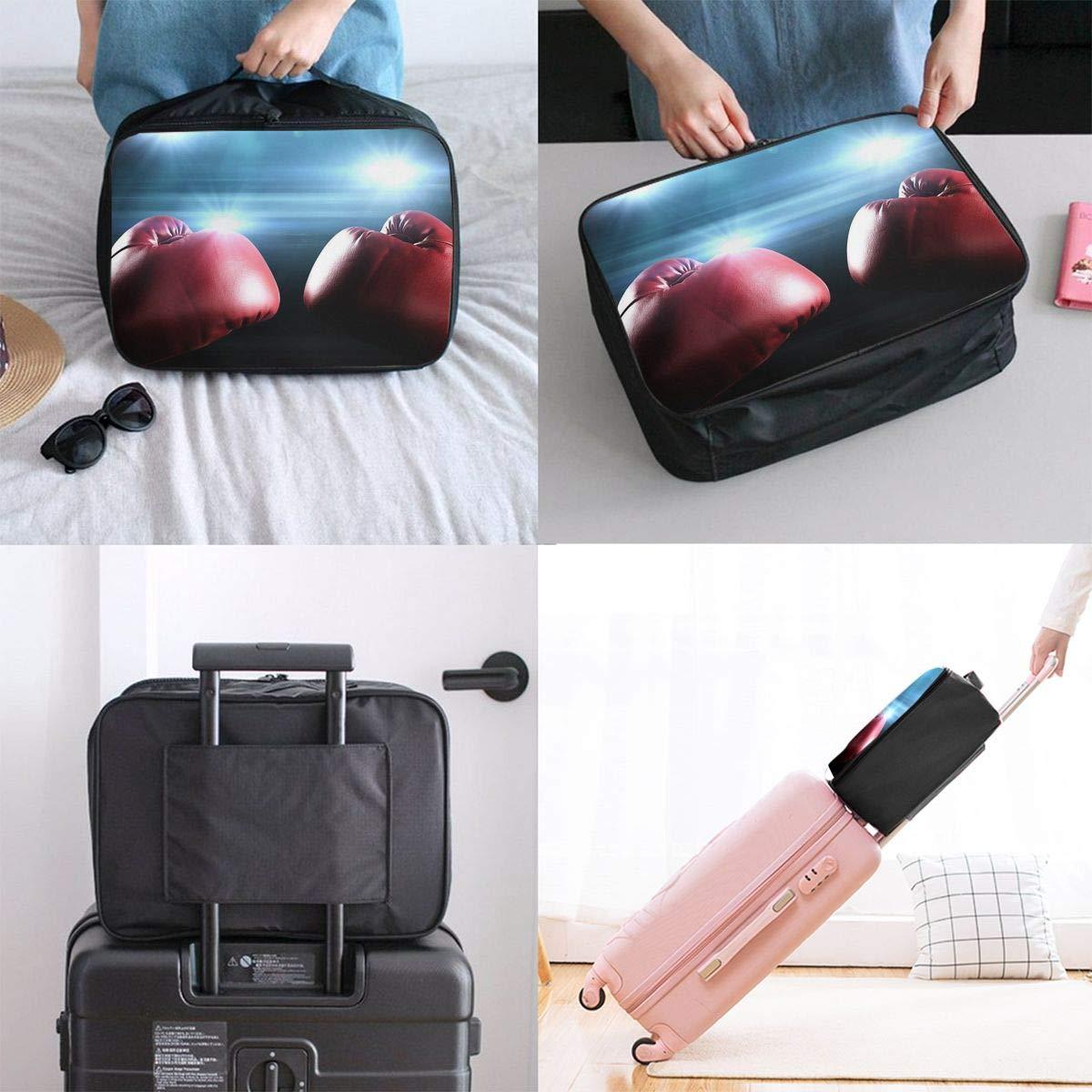 Travel Luggage Duffle Bag Lightweight Portable Handbag Boxing Large Capacity Waterproof Foldable Storage Tote