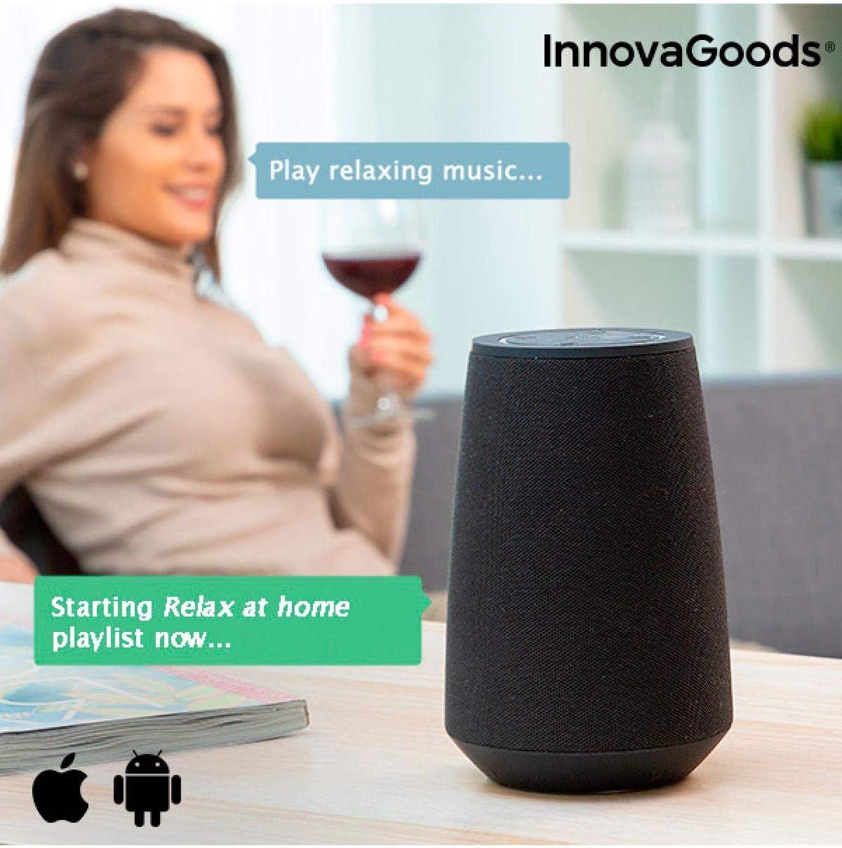 Altavoz Bluetooth Inteligente Asistente de Voz