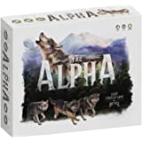 Bicycle The Alpha - A Light Strategy Game for Adults and Family Ages 10 and Up,Grey