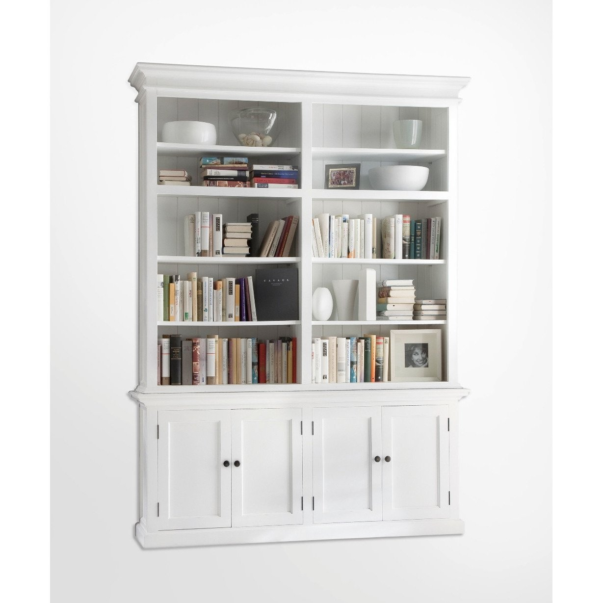 NovaSolo Double-Bay Hutch Unit