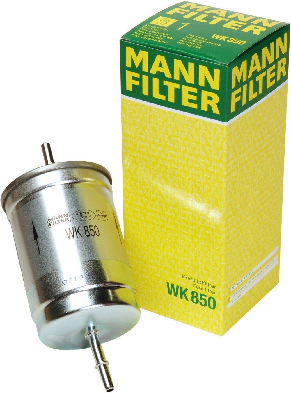 Mann Filter Wk 850 Fuel Automotive 2010 Volvo S80