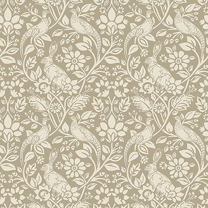 Iliv Heathland Linen Wallpaper Fabric 52x6x3 5 Cm