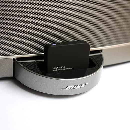 42 opinioni per Adattatore / ricevitore audio Bluetooth i-SYNC di LAYEN- Ascolta la musica in