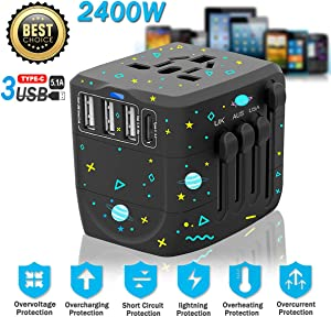 Sweepstakes: Travel Adapter