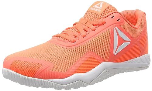 Reebok Ros Workout TR 2.0, Zapatillas de Gimnasia para Mujer, Naranja (Guava Punch/White), 41 EU: Amazon.es: Zapatos y complementos