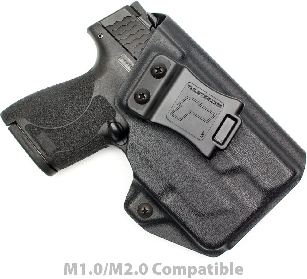 Tulster M&P Shield 9mm/4.0 With TLR-IWB Profile Holster