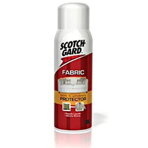 Scotchgard Fabric and Upholstery Protector, 10-Ounce