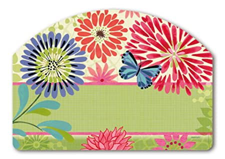 Flower Splash Yard Design Magnetic Yard Art Amazoncouk Kitchen