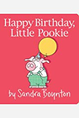 Happy Birthday, Little Pookie Board book