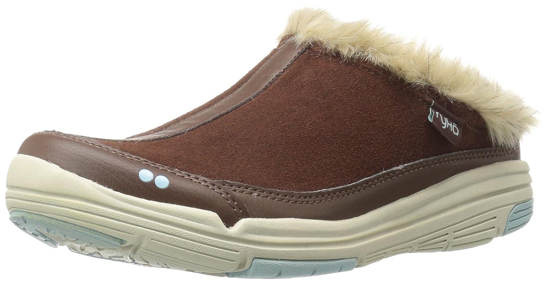 Ryka Women's Azure Fashion Sneaker B01BII1EUC 8.5 B(M) US|Brown/Blue/Cream