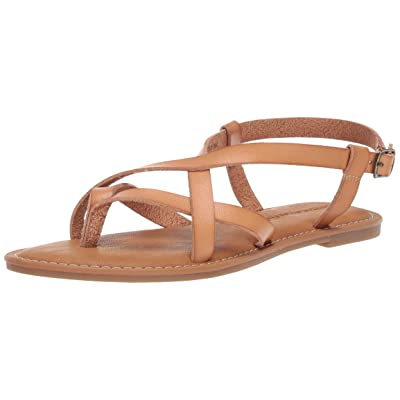 Essentials Women's Shogun Casual Strappy Sandal: Clothing