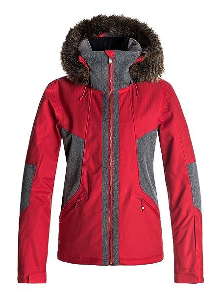 4b8abba89a5 Roxy Atmosphere - Chaqueta para Nieve para Mujer ERJTJ03108  Roxy   Amazon.es