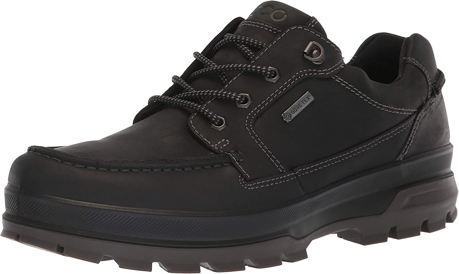 ECCO Men s Rugged Track Gore-tex Moc Tie Hiking Shoe