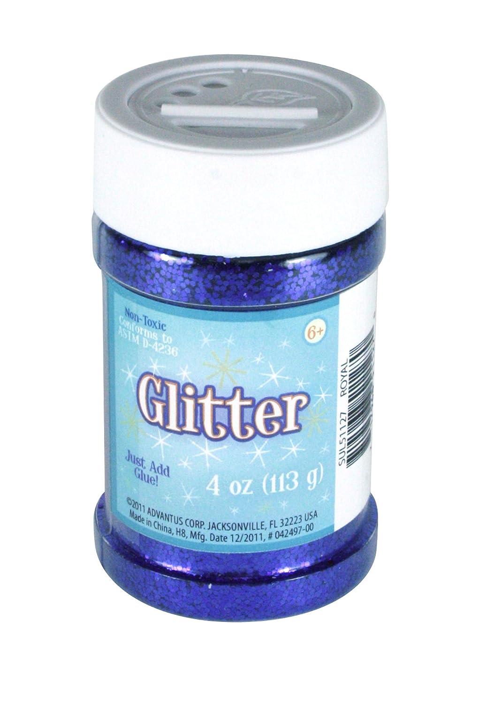 Sulyn SUL51121 4 oz. Glitter Jar - Silver